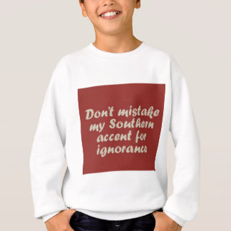 Southern Sayings Sweatshirt