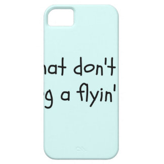 Southern Sayin's iPhone 5 Case