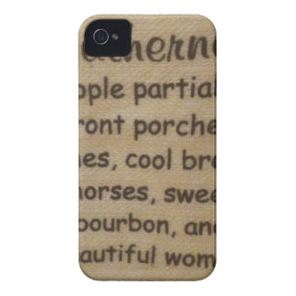 Southern slang iPhone 4 case