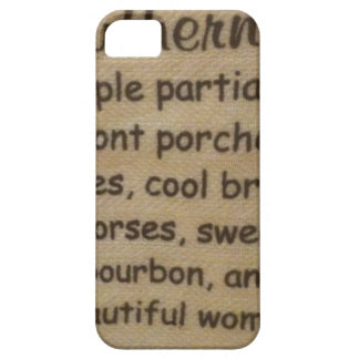 Southern slang iPhone 5 case
