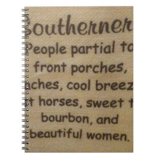 Southern slang notebooks