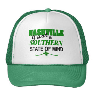 Southern State of Mind Trucker Hat