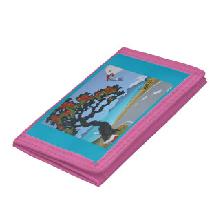 Southern Summer Wallet