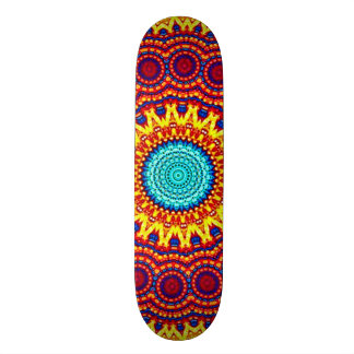 Southern Sunflower Soho Energy Mandala Pro Board Skateboard Deck