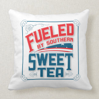 Southern Sweet Tea Designer Throw Pillow