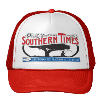 Southern Times Sign Trucker Hat