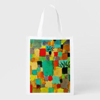 Southern Tunisian Gardens Reusable Grocery Bag