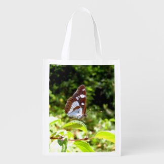 Southern White Admiral Butterfly Reusable Bag