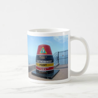 Southernmost Point Buoy Key West Florida Mug