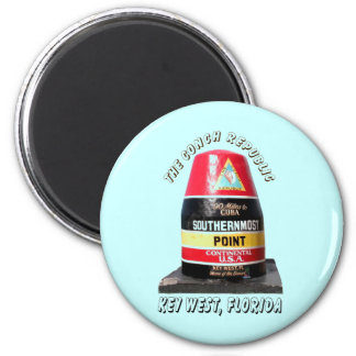 Southernmost Point Magnet