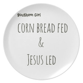 southernsayings plate