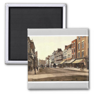 Southgate Street, Gloucester, England rare Photoch Magnet