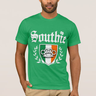 Southie Knuckle Crest T-Shirt