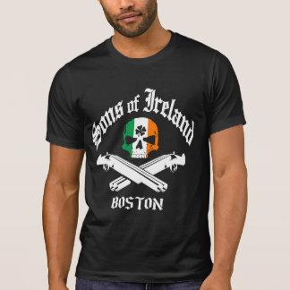 Southie - Sons of Ireland, Boston T-Shirt