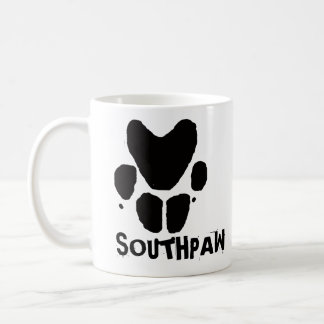 Southpaw Coffee Mug