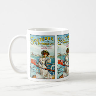 Southsea and Portsmouth Coffee Mug