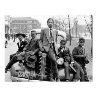 Southside Boys, 1941 Postcard
