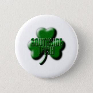 Southside Irish 2 Inch Round Button