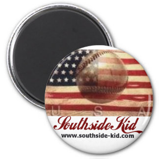 Southside Kid Americana Magnet