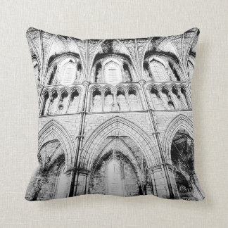 Southwark Cathedral London Art Throw Pillow