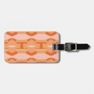 Southwest Abdtract Luggage Tag