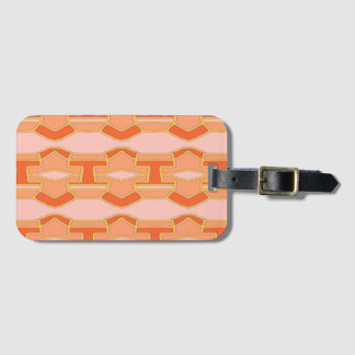Southwest Abstract Luggage Tag
