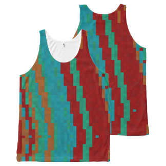 Southwest All-Over-Print Tank Top