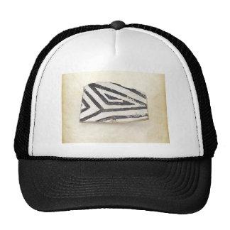 Southwest Ancient Anasazi Native American Pottery Trucker Hat