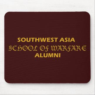 Southwest Asia School of Warfare Alumni Mousepads