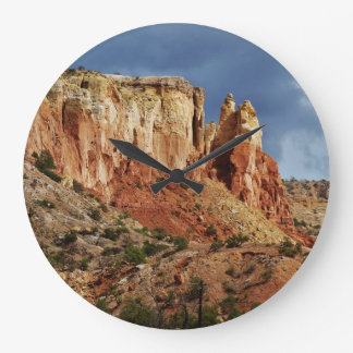 Southwest Cliffs Wall Clock