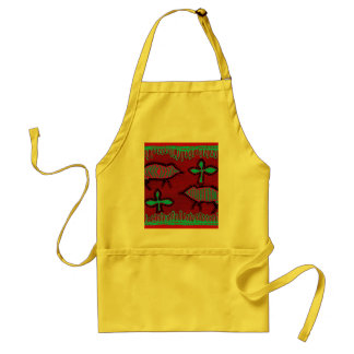 Southwest Desert Animals Standard Apron