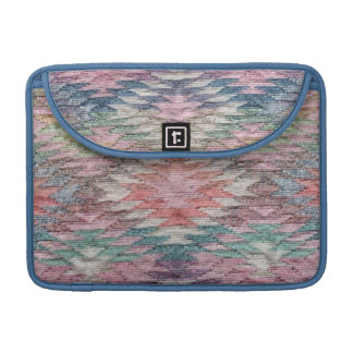 "Southwest Desert Diamonds Woven Look - Pro 13"" Sleeve For MacBooks"