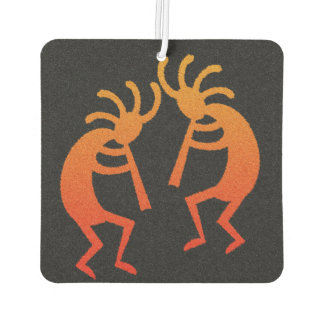 Southwest Design Kokopelli Car Freshener
