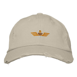 Southwest Eagle-Native American Embroidered Hat