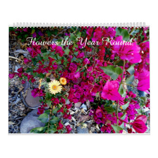 Southwest Flowers the Year Round Calendars
