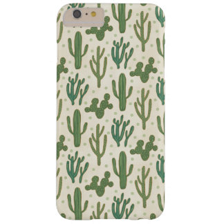 Southwest Geo Step   Desert Cactus Pattern Barely There iPhone 6 Plus Case