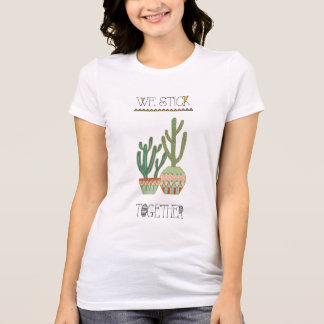 Southwest Geo VIII   We Stick Together T-Shirt