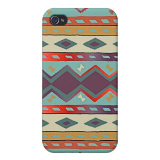 Southwest Indian Blanket Design Speck Case iPhone 4 Covers