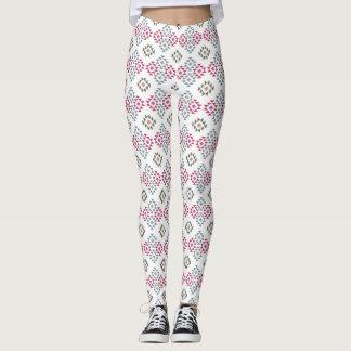 Southwest inspired design leggings