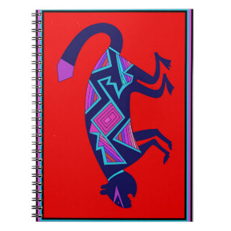 Southwest Mimbres Cat Notebooks