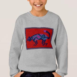 Southwest Mimbres Cat Sweatshirt