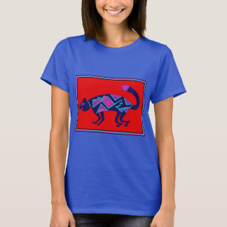 Southwest Mimbres Cat T-Shirt
