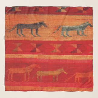 Southwest Mustang Scarf