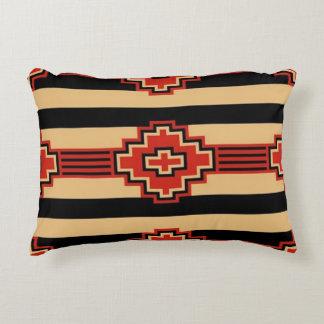 Southwest Native American Cross Decorative Pillow