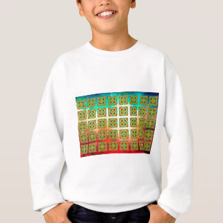 SOUTHWEST PATTERN SWEATSHIRT