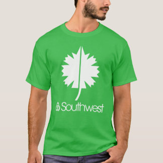 Southwest Sector Symbol - Leaf T-Shirt