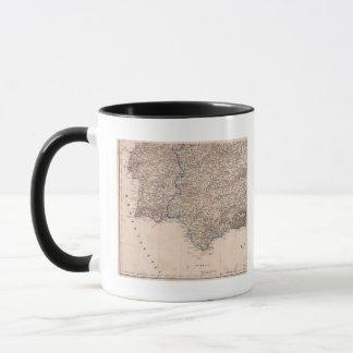 Southwest Spain and Portugal Mug