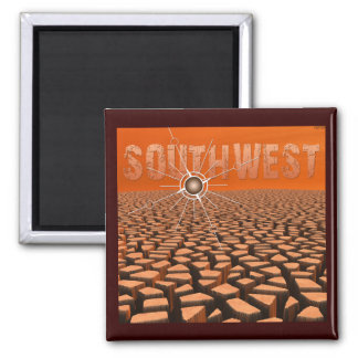 Southwest Square Magnet