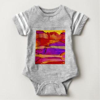 southwest strata baby bodysuit