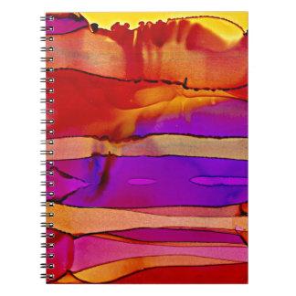 southwest strata spiral notebook